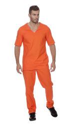 Oranje Boeven Pak Herenkostuum