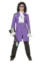 Prince Kostuum voor Heren - paars