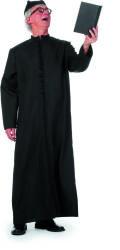 Herenkostuum Pastoor - zwart