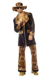 Pimp Koning Herenkostuum