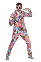 Heren Broek Hippie - multi kleur