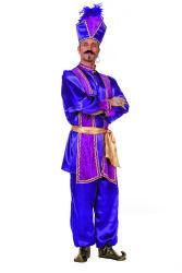 Sultan Kostuum voor Heren - paars