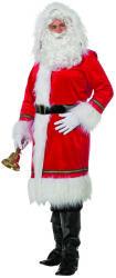 Kerstmankostuum Luxe voor Heren