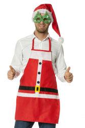 Kerstman Schort voor Volwassenen - onesize