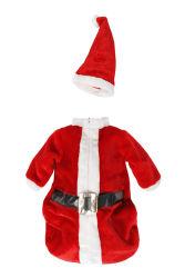 Luxe Kerstman Trappelzak voor Baby's