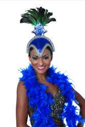 Samba Tooi - blauw
