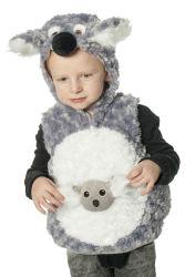 Babykostuum Koala - grijs