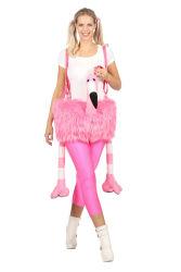 Flamingo Kostuum voor Dames