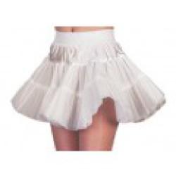 Petticoat Hard voor Kinderen - wit
