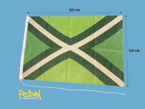 Achterhoekse vlag 225x150cm