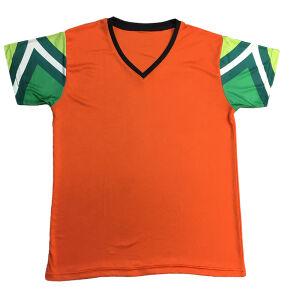 Kind EK Achterhoek Oranje T-Shirt