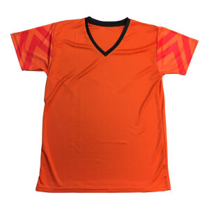 Volwassen EK oranje T-Shirt
