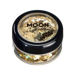 Chunky Glitters - goud