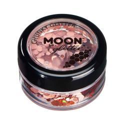 Chunky Glitters - rosé goud