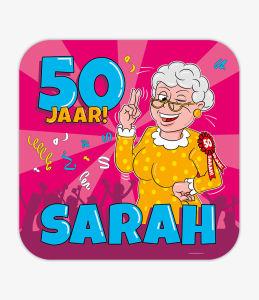HSchild - Sarah cartoon