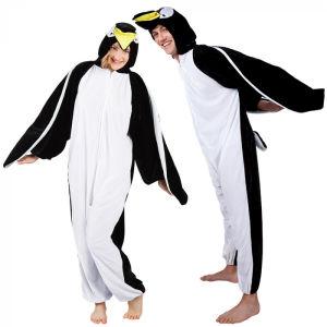 Dierenkostuum ''Pinguin'' - familie maten