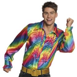 Party Blouse 'Rainbow' voor Heren