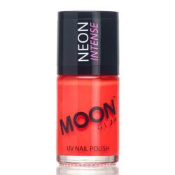 Neon nagellak rood UV