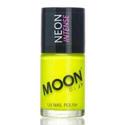 Neon nagellak geel UV