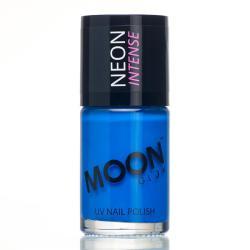 Neon nagellak blauw UV