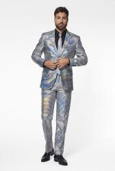 OppoSuites Disco Baller kostuum voor mannen