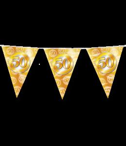 Party Vlaggen - 50 jaar getrouwd