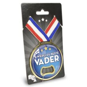 Medaille opener NL- Beste Vader