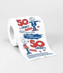 Toiletpapier - 50 male