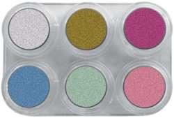 Water Make-up Glanzend Pure - Palet 6