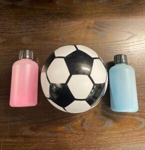 Gender Reveal Voetbal