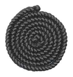 Wolcrêpe 16 - Zwart
