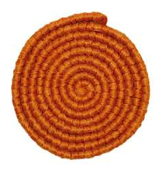 Wolcrêpe 22 - Oranje