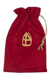 Strooizak Luxe - rood