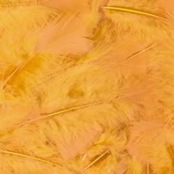 Veren met 100 stuks verpakt - geel