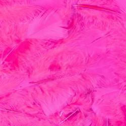 Veren met 100 stuks verpakt - roze