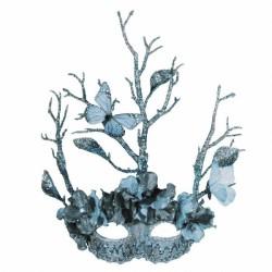Oogmasker ''Tree'' - Turquoise